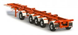 GAS CYLINDER CHASSIS