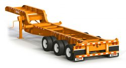 DROP DECK CHASSIS